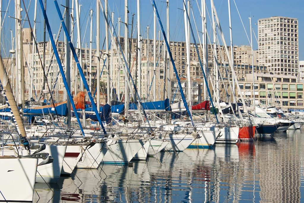 marseille-harbor